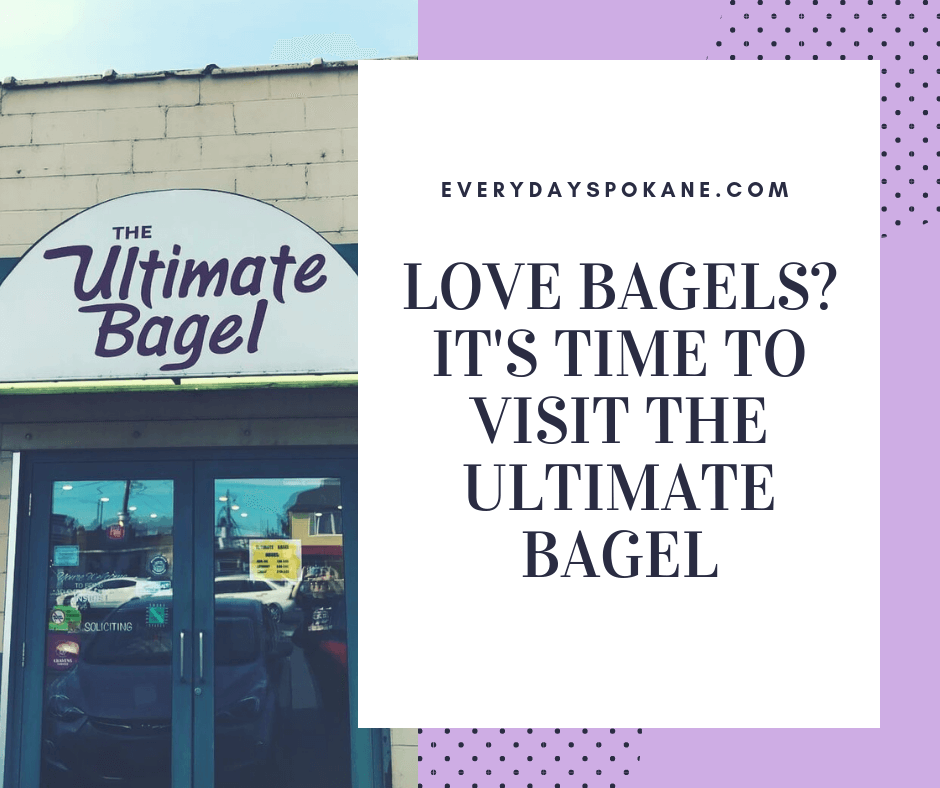 image of ultimate bagel facebook