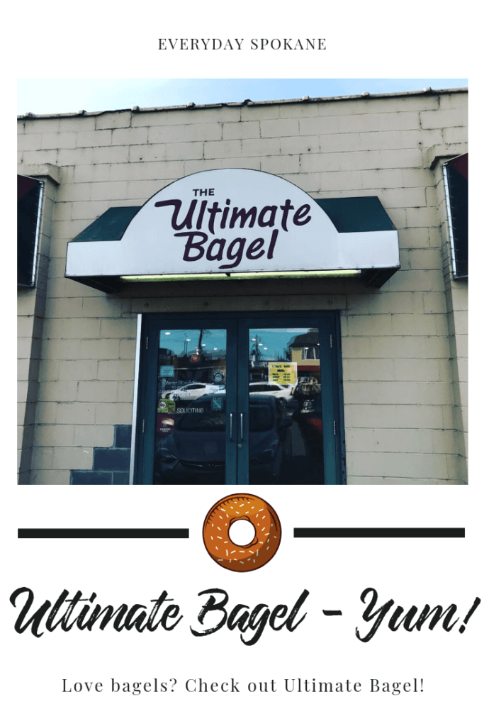 image of outside of ultimate bagel