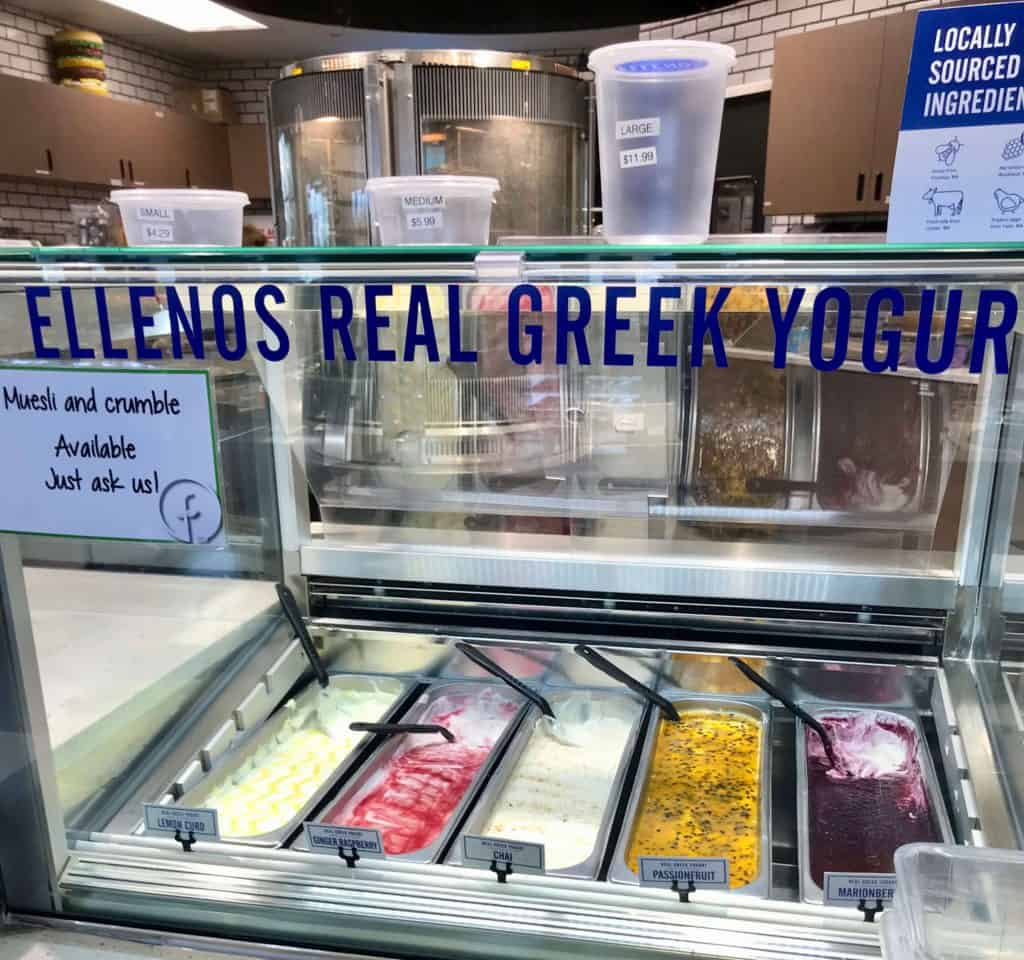 image of Elleno's yogurt to go