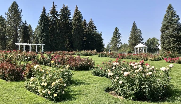 Manito Park – A Beautiful Way to Spend an Afternoon