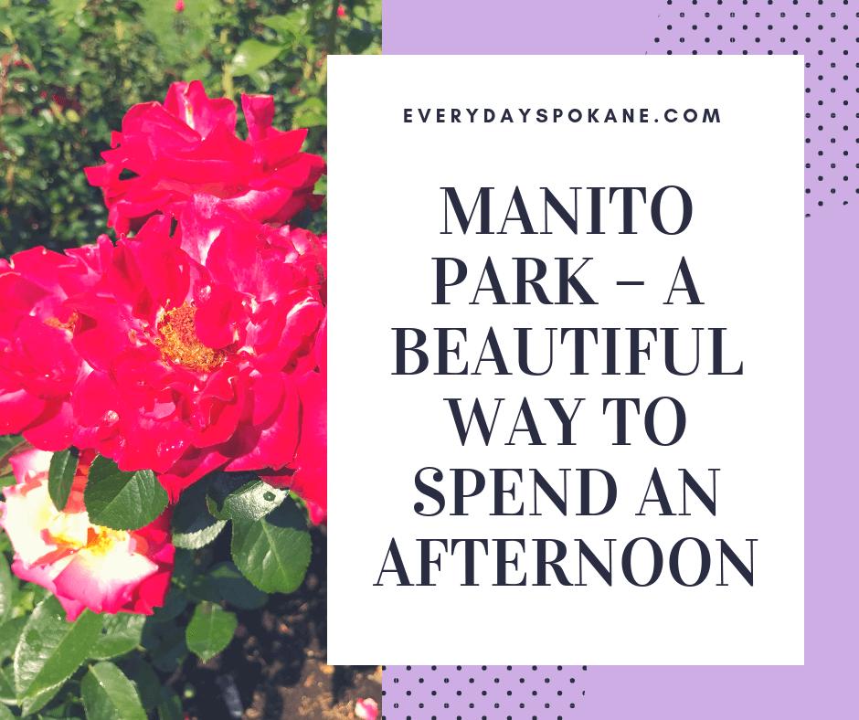 Manito Park instagram