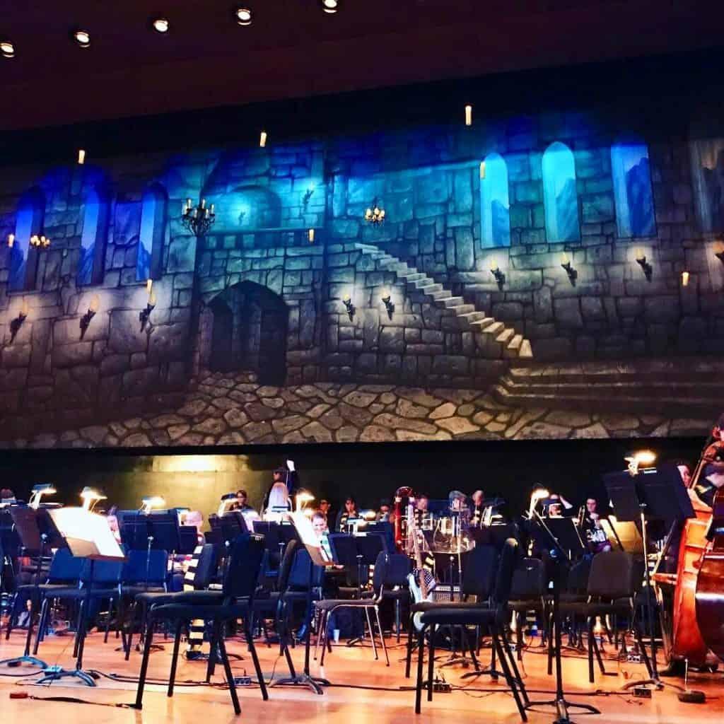 image of Up close at the Spokane Symphony