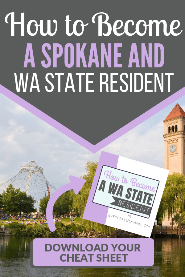 image of how to become a washington state resident