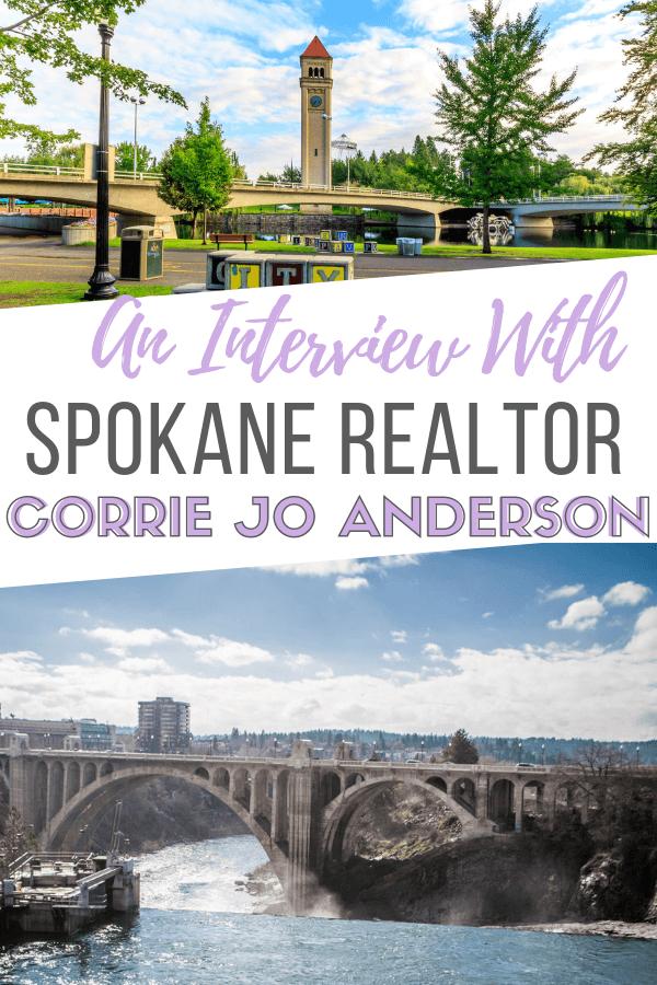 image of corrie jo anderson spokane realtor