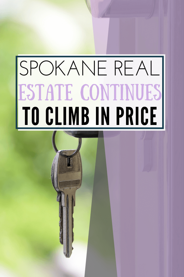 image of spokane real estate market