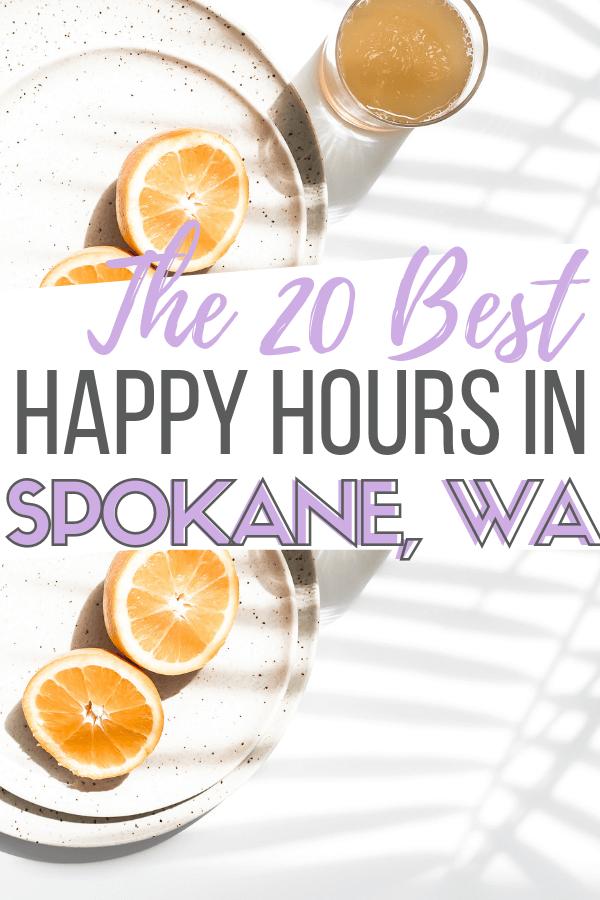 best happy hours in spokane