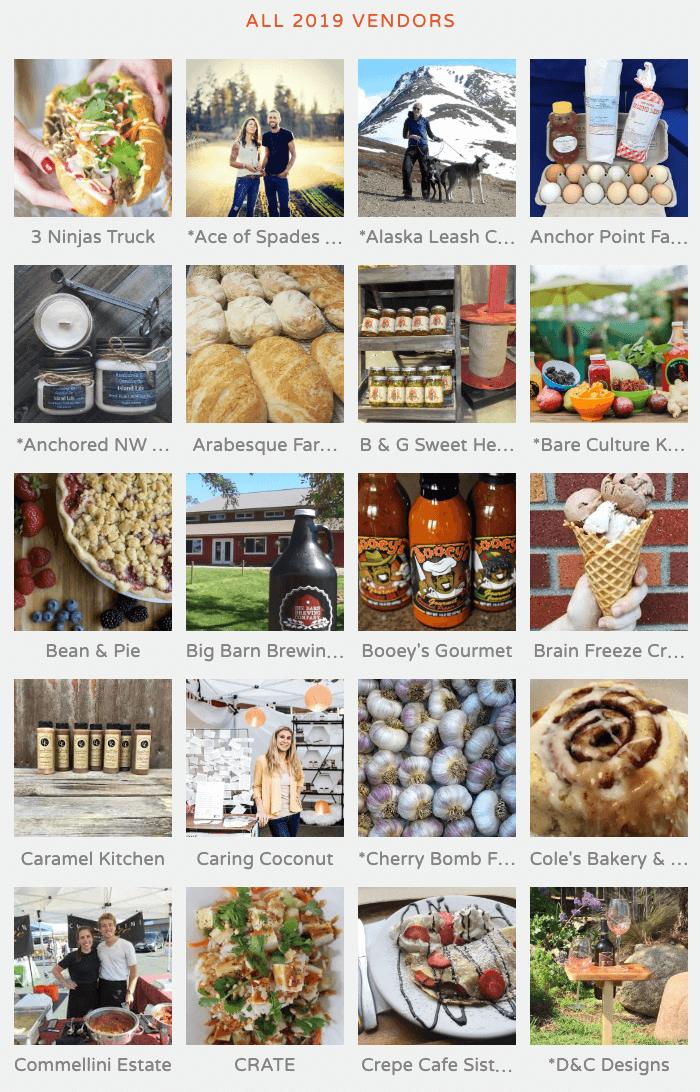 kendall yards night market vendor list