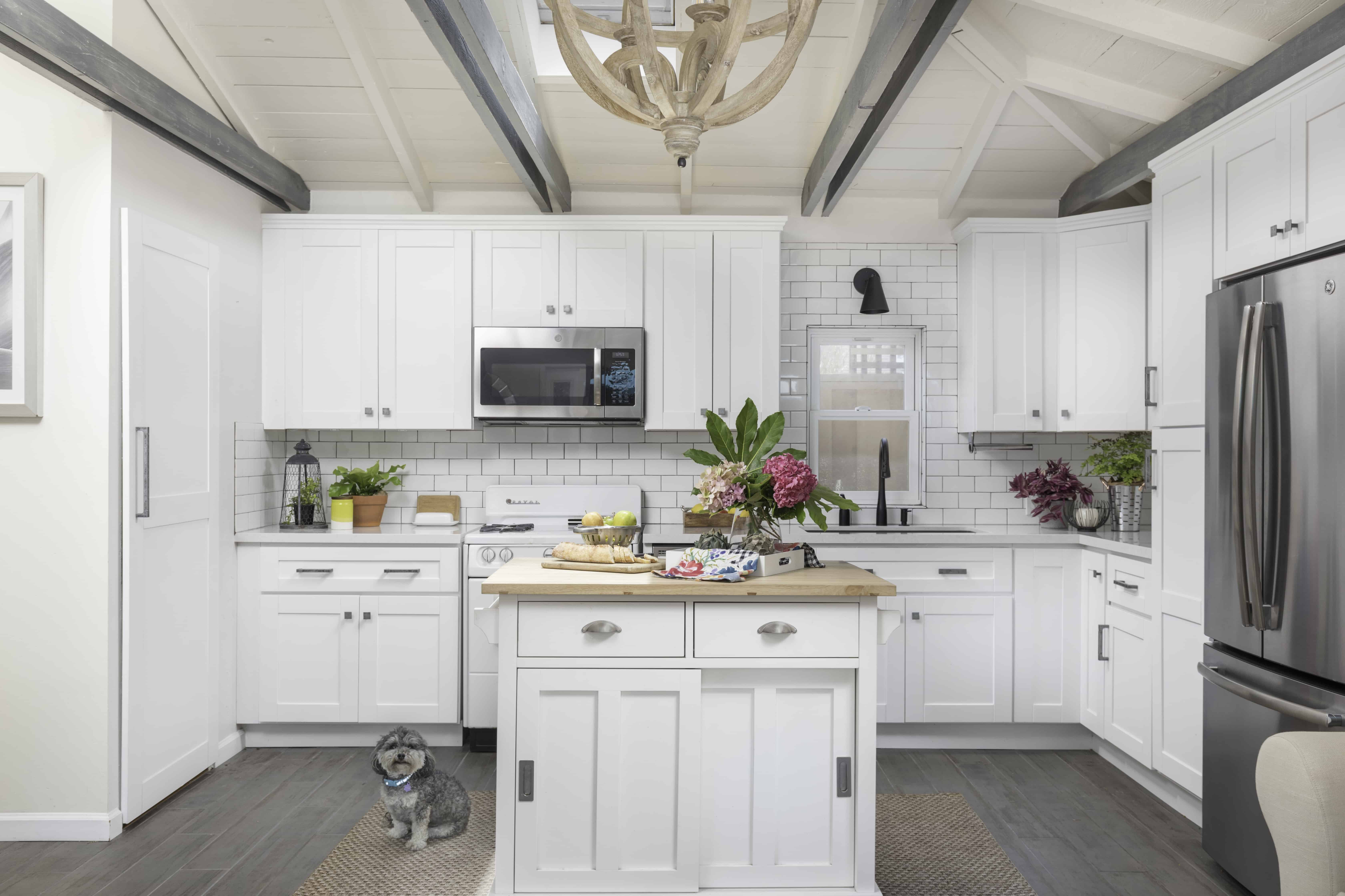 Kitchen refresh by Blythe Interiors