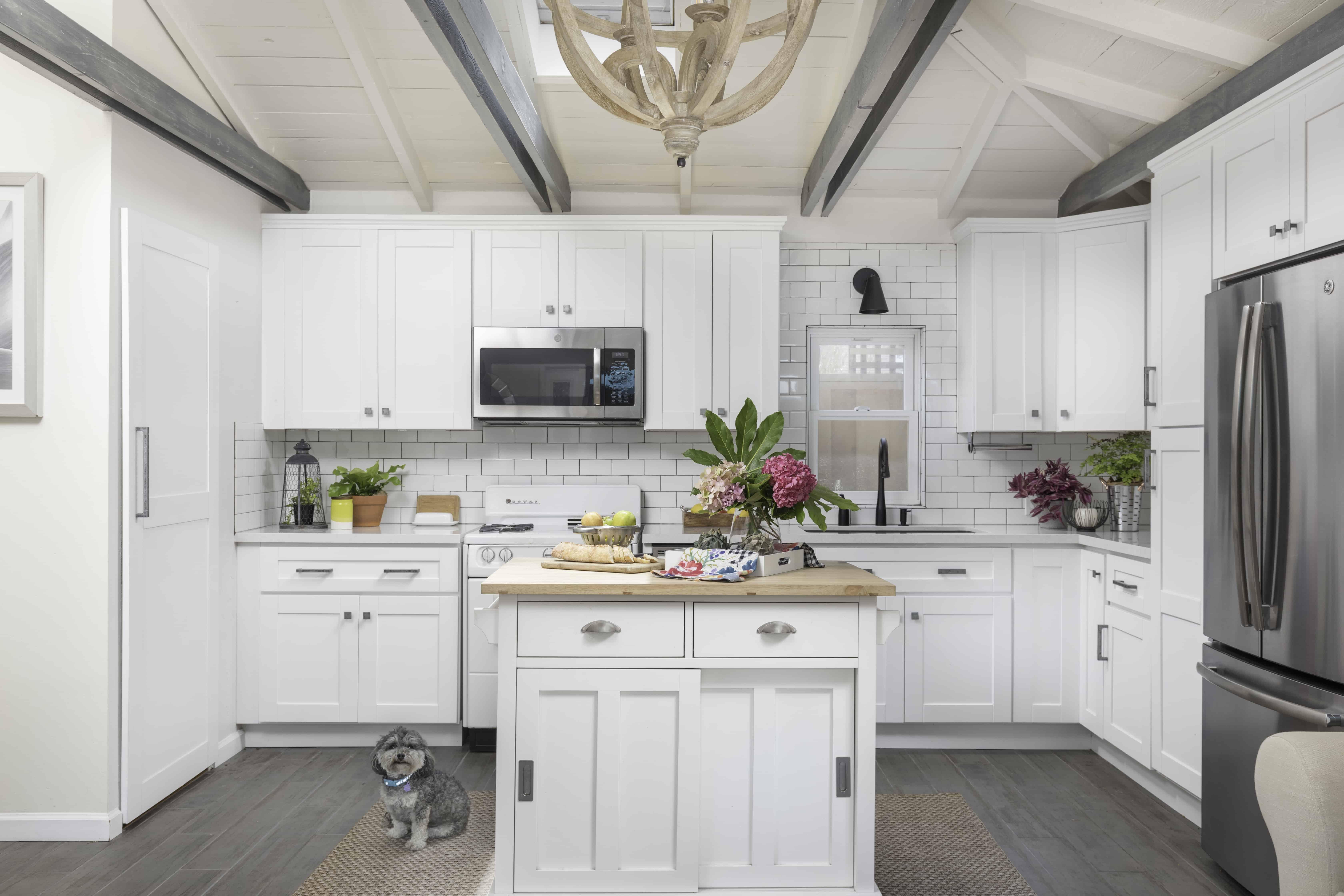 Kitchen refresh by Blythe Interiors