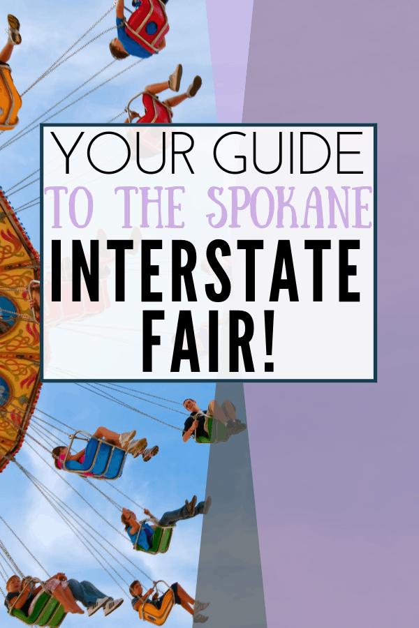 guide to spokane interstate fair
