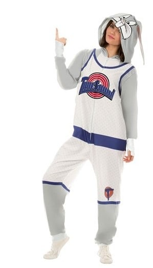space jam womens costume