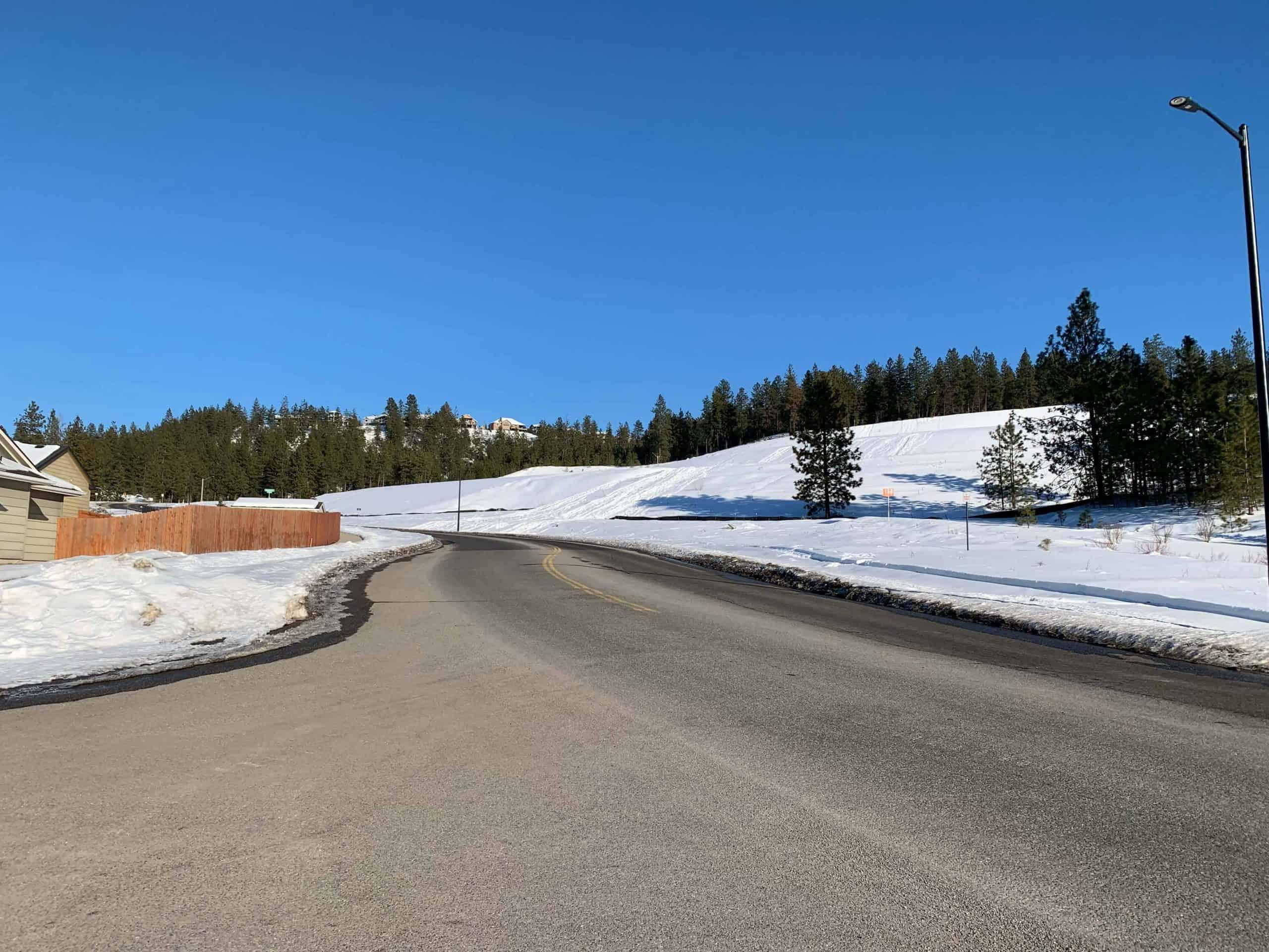 winter in spokane north spokane