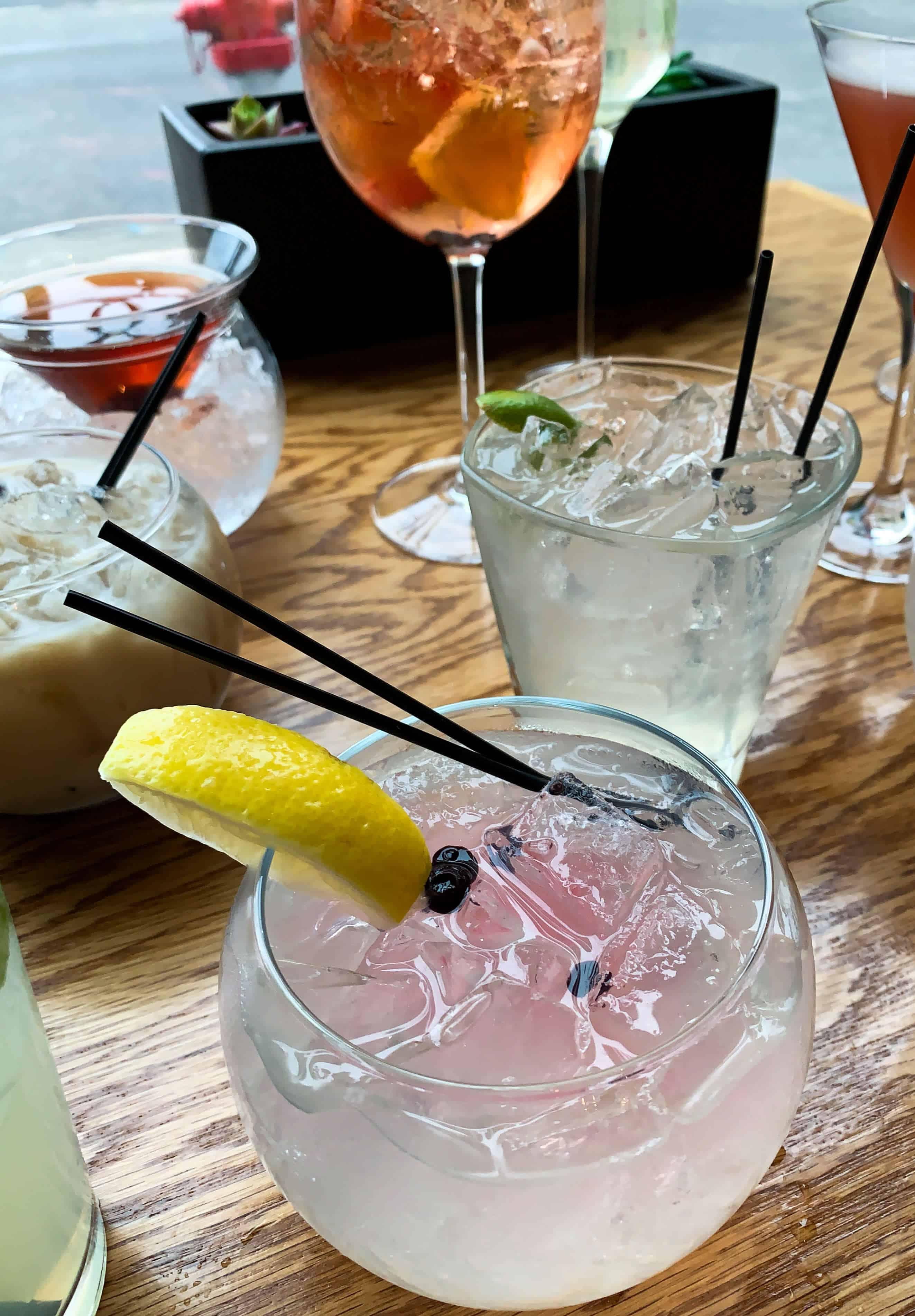 hucklberry lemonade happy hour spokane