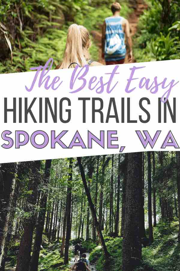 hiking in spokane