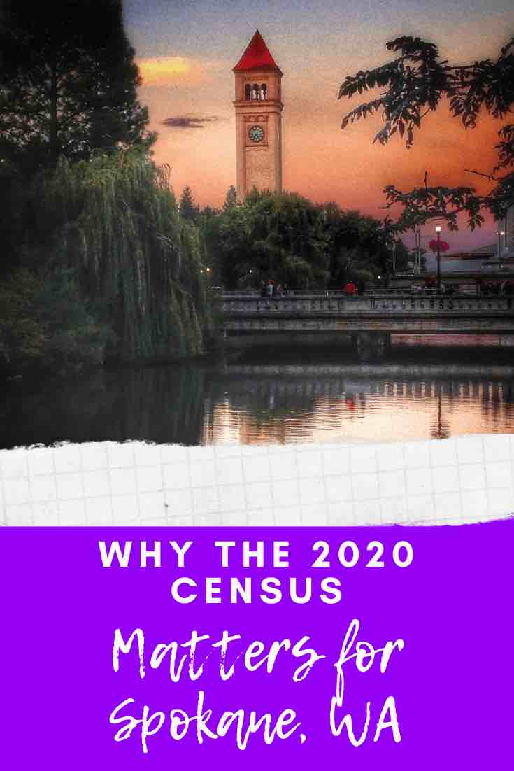 spokane census