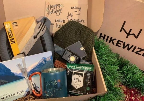 hikewize gift box