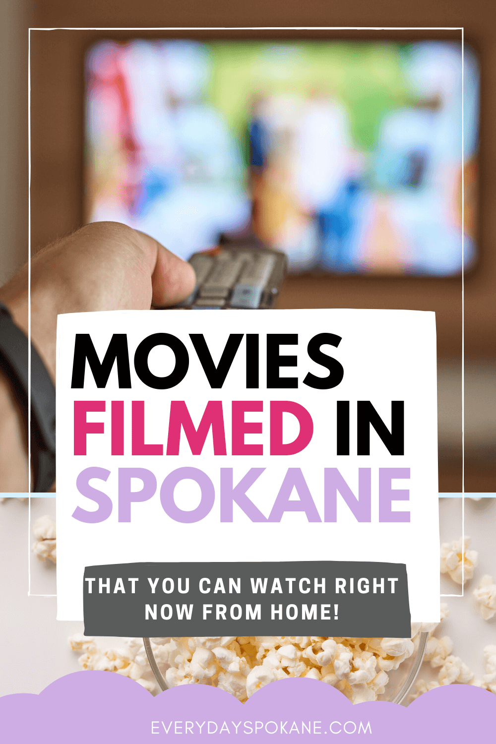 movies filmed in spokane