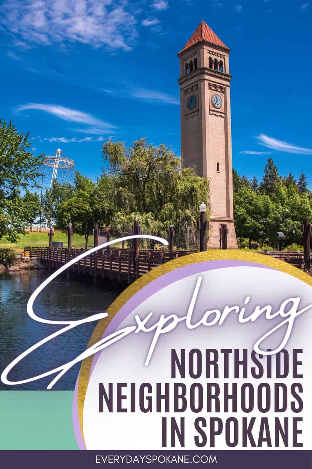 northside spokane neighborhoods