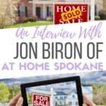 an interview with jon biron a spokane realtor