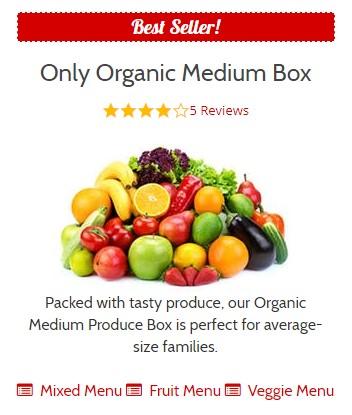 veggie delivery in spokane