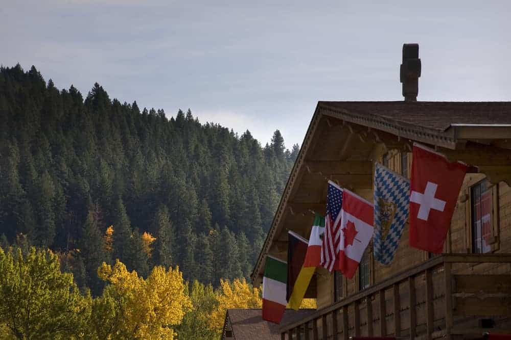 leavenworth best mountain town in wa